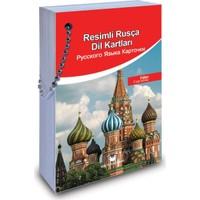 Resimli Rusça Dil Kartları: Fiiller