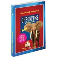 Opposites (Antonyms) (Cep Kitabı)