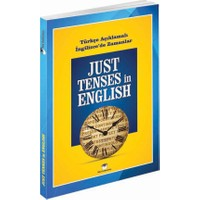 Just Tenses in English (Cep Kitabı)