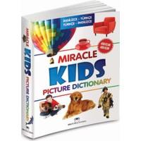 Miracle Kids Picture Dictionary (İngilizce - Türkçe)
