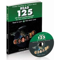 READ 125 Read & Learn 4 900-Word Level - Andrew E. Bennett