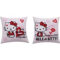 Taç Hello Kitty 40x40 cm Kırlent