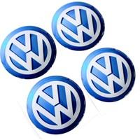 Simoni Racing Volkswagen Yazılı Jant Göbek Arması 106315