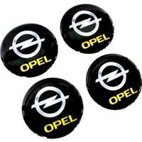Simoni Racing Opel Yazılı Jant Göbek Arması 106312