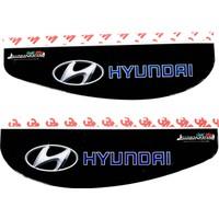 Simoni Racing Hyundai Yazılı Dış Aynaya Yağmur Engelleyici 106288