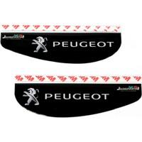 Simoni Racing Peugeot Yazılı Dış Aynaya Yağmur Engelleyici 106287