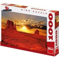 Dino 1000 Parça Monument Valley Puzzle