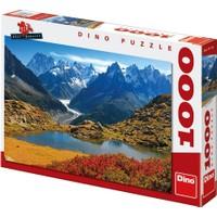 Dino Puzzle 1000 Parça Savoy Alpleri Puzzle