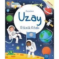 Küçüklere Uzay Etkinlik Kitabı - Rebecca Gilpin