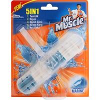Mr Muscle 5In1 Klozet Blok Marine 30 g