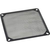 Akasa 12cm Full Aluminyum Temizlenebilir Siyah Fan Filtresi (AK-GRM120-AL01-BK)