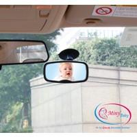 Miny Baby Vantuzlu - Klipsli Araç İçi Bebek Dikiz Aynası