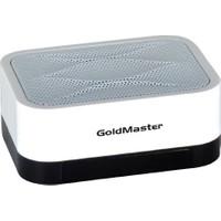 Goldmaster Mini-Desk Mini Hoparlör Beyaz
