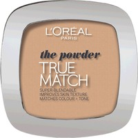 Loreal Paris True Match Powder W7 Cinnamon