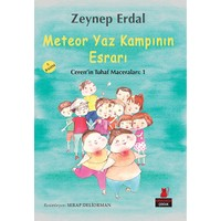 Meteor Yaz Kampının Esrarı - Zeynep Erdal