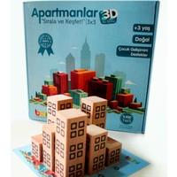 Bemi Apartmanlar Üç boyutlu Sudoku