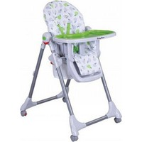 Babyhope CD42 Mama Sandalyesi Yeşil