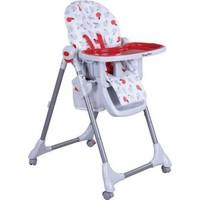 Babyhope CD42 Mama Sandalyesi Kırmızı