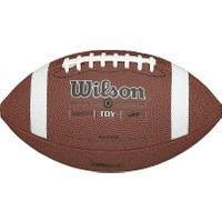 Wilson Amerikan Futbol Topu - Tdy Composite Youth Size - Deflate (WTF1714X)