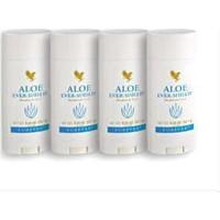 Forever Aloe Ever Shield Deodorant 4'lü Set - Ürün Kodu: 67