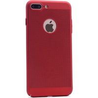 TeknoArea Apple iPhone 6/6s plus vent hole rubber kılıf