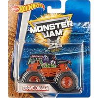 Hot Wheels Monster Jam Grave Digger 1:64 Oyuncak Araba