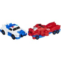 Transformers RID Combiner Force Strongarm Ve Optimus Prime
