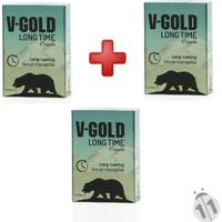 V-Gold Long Time 5Li * 3 Adet Krem Kampanya