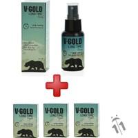 V-Gold Long Time Spray 50 Ml * 3 Adet %5Li Şase