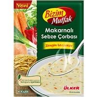 Ülker Bizim Mutfak Makarnalı Sebze Çorbası 85 Gr