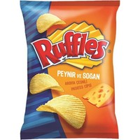 Ruffles Peynir Ve Soğan Çeşnili Cips 98Gr