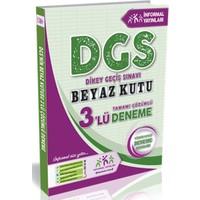 İnformal Yayınları 2017 DGS nin Beyaz Kutusu 3 lü Çözümlü Deneme
