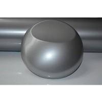 Yapışkanlı Folyo Metalik Gri 61 X 1 Metre