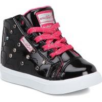 Balloon-S Blss20 Siyah Kız Çocuk Sneaker Ayakkabı