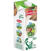 Yörükoğlu Uht Yarım Yağlı Süt 1 Lt