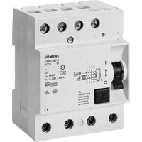 Siemens 4X40A 30 Ma Kaçak Akım Rölesi