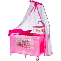 Baby Care Oyun Parkı Pembe