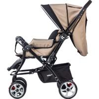 Baby Care Verso Çift Yönlü Bebek Arabası Yeşil