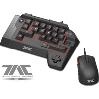 Horı Tactical Assault Commander Four (Tac 4) Ps4/Ps3/Pc Klavye&Mouse