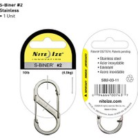 Nite-ize S-Biner Size 2 Stainless