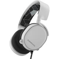 SteelSeries Arctis 3 7.1 Ses Kartlı Oyuncu Kulaklığı - Beyaz