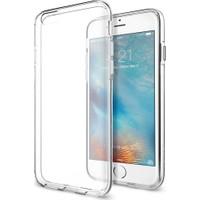 Spigen Apple iPhone 6/6S Kılıf Liquid Armor Crystal Clear