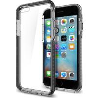 Spigen Apple iPhone 6S Plus Kılıf Ultra Hybrid TECH Crystal Black - 11649