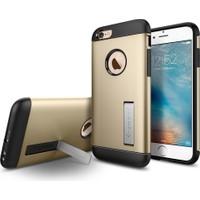 Spigen Apple iPhone 6s Kılıf Slim Armor Champagne Gold - 11607
