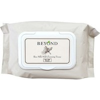 Beyond Rice Milk Mild Cleansing Tissue 50x1 adet