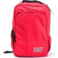 Cat Harici Laptop Bölmeli Sırt Çantası Kırmızı 83305