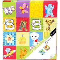 Hediye Mevsimi Baby Fotoğraf Albümü 60'lık 10x15 cm
