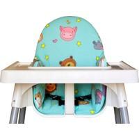 İkea Antilop Mama Sandalyesi İçin Oturma ve Destek Minderi - Best Friends