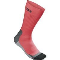 Wilson High-End Crew Erkek Çorabı SM/MD - Fiery Coral / Siyah ( WRA511703SMMD )