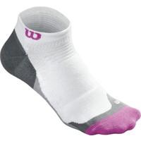 Wilson Hi-End No Show Kadın Çorabı 1PR/PK - Beyaz / Rose Violet ( WRA521705 )